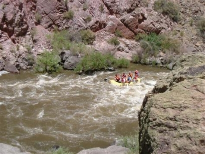Summer Rafting Mountain Escapes - Inexpensive trips
